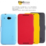 Nillkin fresh series flip cover for HTC Desire 601 619D