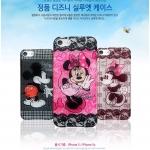 เคส iphone 5 / 5s พลาสติก Disney Mickey น่ารักมากๆ  ราคาส่ง ขายถูกสุดๆ