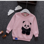เสื้อ สีชมพู แพ็ค 4ชุด ไซส์ 6-8-10-12
