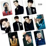สติ๊กเกอร์การ์ด BIGBANG 2014