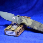 DPX HEST Folder2.0 Camouflage Right Handle
