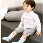 ถุงเท้า สีฟ้า แพ็ค 24 คู่ ไซส์ 2-4ปี