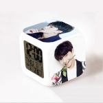 นาฬิกาดิจิตอลลูกเต๋า Yang Yang
