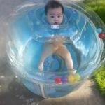 สระน้ำ+ห่วงลอยคอ Taiwan mambo 1,390