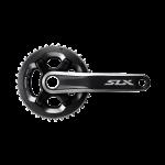 จาน SLX, FC-M7000-11-2, 11-Speed, 2 ชั้น, 38/28T, 170MM, 175MM. (ไม่รวมกะโหลก)