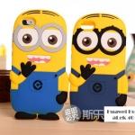 เคส huawei honor 4x (alek 4g plus) ซิลิโคน TPU 3D การ์ตูนมิเนี่ยน สุดกวน ราคาปลีก ราคาส่ง ราคาถูก -B-