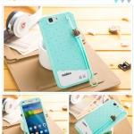 Case Huawei Ascend G7 ซิลิโคน TPU บิสกิตสีพาสเทลน่ารักมากๆ ราคาถูก (ไม่รวมสายคล้อง)