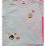 เสื้อยืดเด็ก ลายนกฮูก แบบที่ 9 Size M