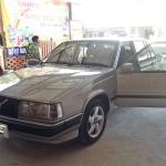 พรมปูพื้นรถเข้ารูป Volvo 940