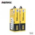 Original Remax Ming Series RU-U1 Portable USB Charger