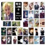 รูป BTS JIN YOUNG FOREVER LOMO 30