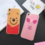 Case iPhone SE / 5s / 5 พลาสติกสกรีนลายการ์ตูนน่ารักมากๆ ราคาถูก