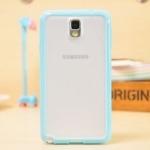 เคส note 3 Case Samsung Galaxy note 3 เคสสีหวานขอบเป็นซิลิโคน TPU นิ่มๆ สีหวานๆ ด้านหลังผิวด้านโปร่งแสง ใส่แล้วสวยมากๆ เคสมือถือราคาถูกขายปลีกขายส่ง