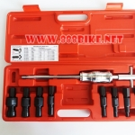 ชุดเครื่องมือถอดตลับลูกปืนแบร์ริ่ง Enduro Bearings ฺBBT-100 Blind Hole Bearing Puller Set(กล่องแดง)