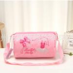 กระเป๋า สีชมพู แพ็ค 3 ใบ เหมาะสำหรับเด็ก 2-12 ปี