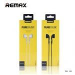 Remax หูฟังสมอล์ทอล์ค รุ่น RM-303 - White