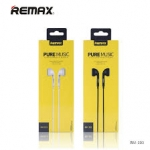 Remax หูฟังสมอล์ทอล์ค รุ่น RM-303 - BLACK