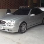 ผ้ายางปูพื้นรถยนต์ Benz SLK230
