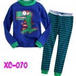 PXC070 เสื้อผ้าเด็ก ชุดนอน baby Gap งานส่งออก USA Size 3Y