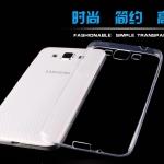 เคส Samsung Galaxy Grand 3 ซิลิโคน TPU แบบใสบางเฉียบโชว์ตัวเครื่องได้เต็มที่ Super Slim ราคาถูก ราคาส่ง