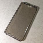 เคสนิ่มใส (หนา 0.3 mm) HTC A9 สีเทา