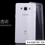 Case Samsung Galaxy A8 ซิลิโคน TPU แบบเรียบใสโชว์ความสุดหรูตัวเครื่องได้เต็มที่ ราคาถูก