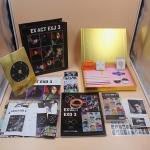 ชุดโฟโต้บุค โปสการ์ด ริสแบนด์ EXO EX'ACT Photo Album (ครบชุด)