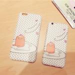 Case iPhone 6s / iPhone 6 (4.7 นิ้ว) พลาสติกลายการ์ตูนน่ารักมากๆ ราคาถูก