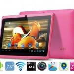 Numy iTAB แท็บเล็ต Q88 A13 ราคาถูก สำหรับเด็ก Android 4.0