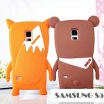 เคสซัมซุง S5 Case Samsung Galaxy S5 ซิลิโคนจิ้งจอกน้อยน่ารักๆ ราคาส่ง ขายถูกสุดๆ