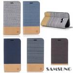 เคส Samsung A3 2017 แบบฝาพับสีคลาสสิค มีช่องใส่บัตร เรียบๆ ดูดีมากๆ ราคาถูก