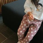 กางเกง สีชมพู แพ็ค 5 ชุด ไซส์ 7-9-11-13-15