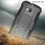 เคส HTC One M8 เคสกันกระแทก สวยๆ ดุๆ เท่ๆ แนวถึกๆ อึดๆ แนวทหาร เดินป่า ผจญภัย adventure เคสแยกประกอบ 3 ชิ้น ชั้นในเป็นยางซิลิโคนกันกระแทก ครอบด้วยแผ่นพลาสติกอีก1 ชั้น กาง-หุบขาตั้งได้ มีปลอกฝาหน้าแบบสวมสไลด์ ใช้หนีบเข็มขัดเพื่อพกพาได้