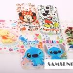 เคส S5 Case Samsung Galaxy S5 TPU โปร่งใสลายสติชน้อยน่ารักมากๆ