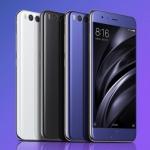 Xiaomi Mi 6 RAM 6GB / ROM 64GB (ฺBlack) เครื่องศูนย์ไทย