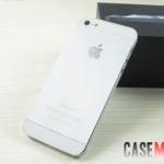 mockup iphone 5 Model ม็อคอัพโมเดลไอโฟน5 มีทั้งสีขาวและสีดำ Metal the Precision model mock up