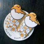 Case iPhone 6 Plus / 6s Plus (5.5 นิ้ว) พลาสติก TPU 3 มิติ ไข่ขี้เกียจกูเดทามะ น่ารักมาก ราคาถูก