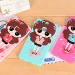 Case Huawei P9 ซิลิโคน TPU ลายเด็กหญิงน่ารักๆ น่าใช้มากๆ ราคาถูก