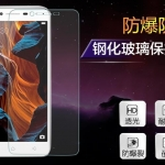Lenovo K5 / K5 Plus ฟิล์มกระจกนิรภัยป้องกันหน้าจอ 9H Tempered Glass 2.5D (ขอบโค้งมน) HD Anti-fingerprin