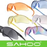 แว่นกันแดด SAHOO g1003(มีสีน้ำเงิน)