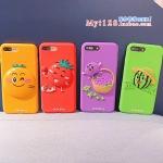 เคส iPhone 7 Plus (5.5 นิ้ว) พลาสติก TPU ลายผลไม้น่ารักมากๆ ราคาถูก