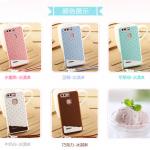 Case Huawei P9 Plus ซิลิโคน TPU บิสกิตสีพาสเทลน่ารักมากๆ ราคาถูก (ไม่รวมสายคล้อง)