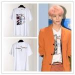เสื้อยืด (T-Shirt) สกรีนลาย แบบ Jonghyun