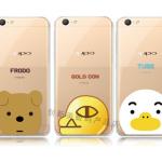เคส OPPO Mirror 5 Lite / Mirror 5 Lite 4G ซิลิโคน soft case โปร่งใสสกรีนลายน่ารัก ราคาถูก