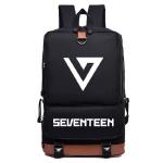 กระเป๋า SEVENTEEN 2016 สีดำ