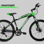 จักรยานเสือภูเขา Panther Spark 21sp.เฟรมอลูมิเนียม(พัสดุธรรมดา หรือ EMSเท่านั้น)