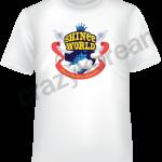 [พร้อมส่ง] เสื้อคอน SHINee WORLD CONSERT ll (S)