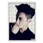 จิ๊กซอ EXO LAY SOLO CONTROL (A4 ไม่มีกรอป)