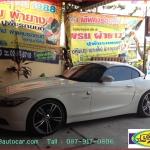 พรมปูพื้นรถยนต์ BMW Z4