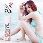 FourFace สเปรย์กันแดด กันน้ำ SPF 50, PA+++